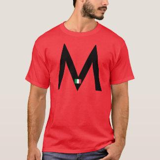 Milan M shirt