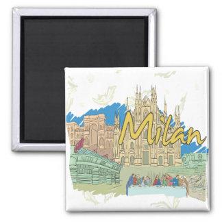Milan Magnet