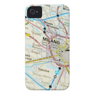 Milan, Milano (Italy) iPhone 4 Case