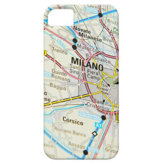 Milan, Milano (Italy) iPhone 5 Cover