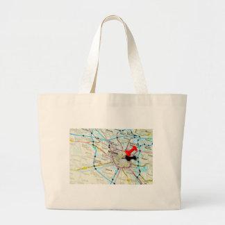 Milan, Milano (Italy) Large Tote Bag