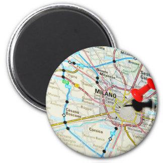 Milan, Milano (Italy) Magnet