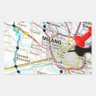Milan, Milano (Italy) Sticker
