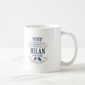 Milan, New York 200th Anniversary Mug