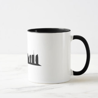 Milan skyline mug