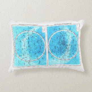 Milanese Map Pillow