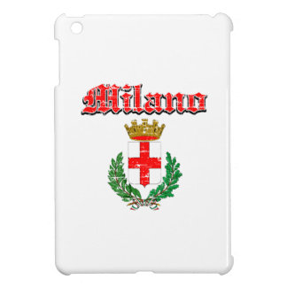 MILANO coat of arm iPad Mini Cover