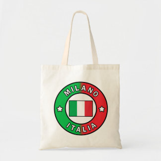Milano Italia Tote Bag
