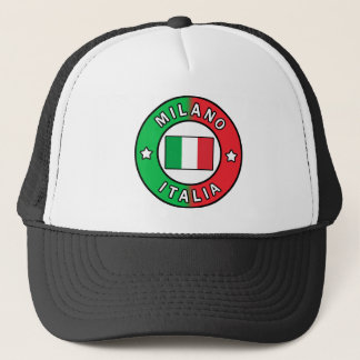 Milano Italia Trucker Hat