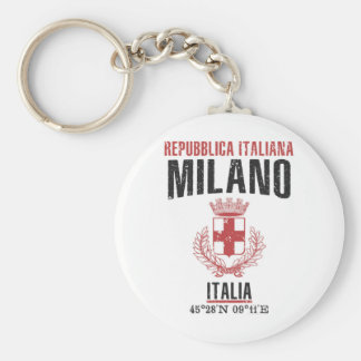 Milano Keychain