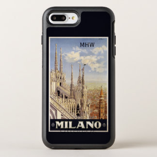 Milano (Milan) Italy custom monogram cases