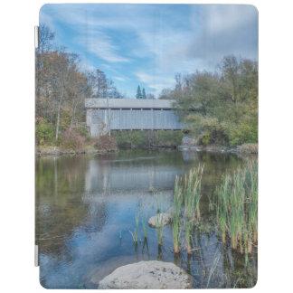 Milby Covered Bridge 2 iPad Cover