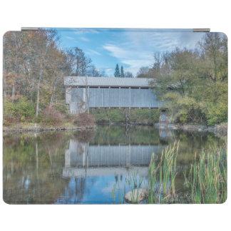 Milby Covered Bridge iPad Cover