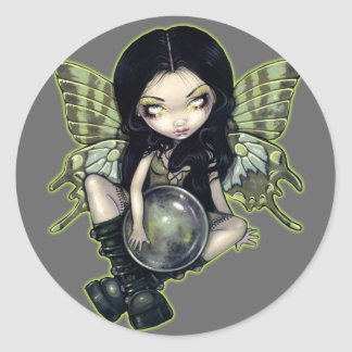 """Mildew"" Fairy Sticker"