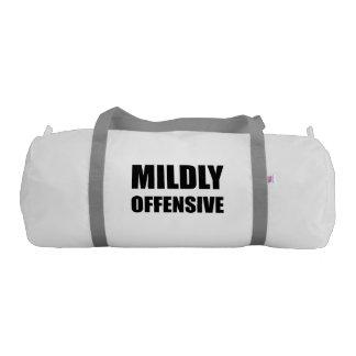 Mildly Offensive Gym Bag