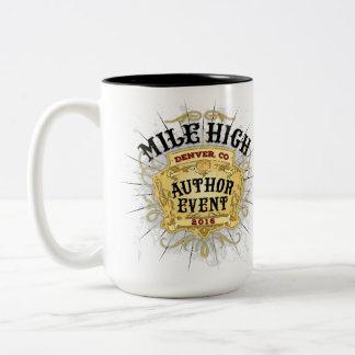 Mile High Author Event Mug