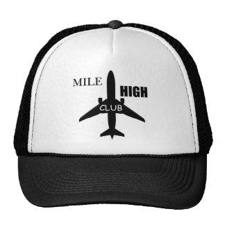 Mile High Club Trucker Hat
