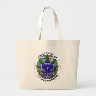 Mile High Wellness Large Tote Bag