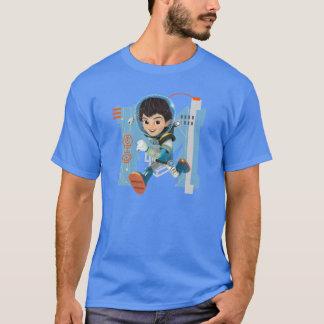Miles Callisto Running - Circuitry Graphic T-Shirt