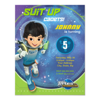 Miles From Tomorrowland Card
