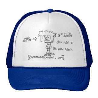 """Miles """"Tiberius"""" Cooper Hat"""