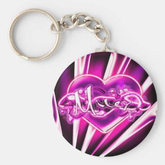 Miley Keychain