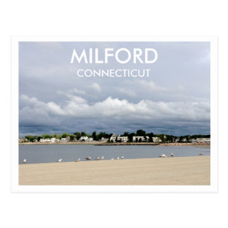 Milford, Connecticut Postcard