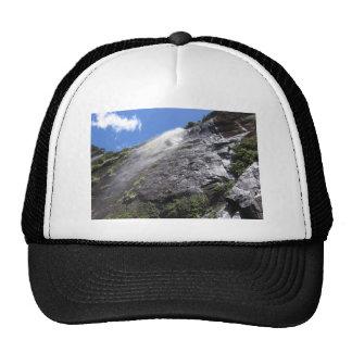 Milford Sound (Piopiotahi) Waterfall Up Close POV Trucker Hat