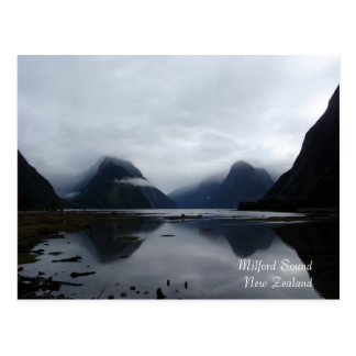 Milford Sound Postcard