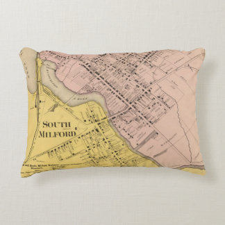 Milford, South Milford Decorative Pillow