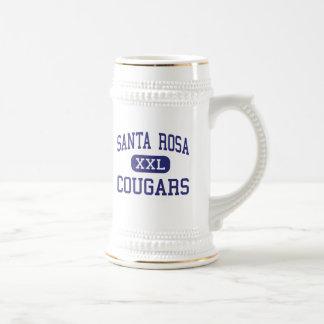 Milieu Santa Rosa de pumas de Santa Rosa Mugs