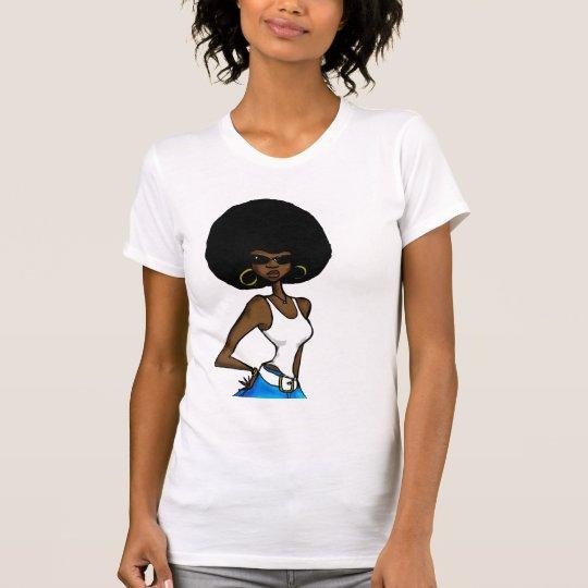 militant sista T-Shirt