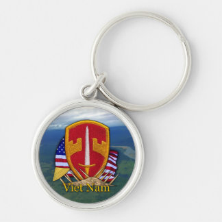 military advisors maag macv sog vietnam  Keychain