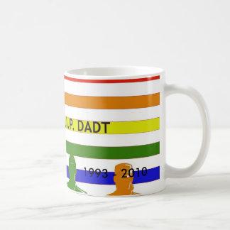 Military and Flag rainbow, 1993 - 2010 Coffee Mug