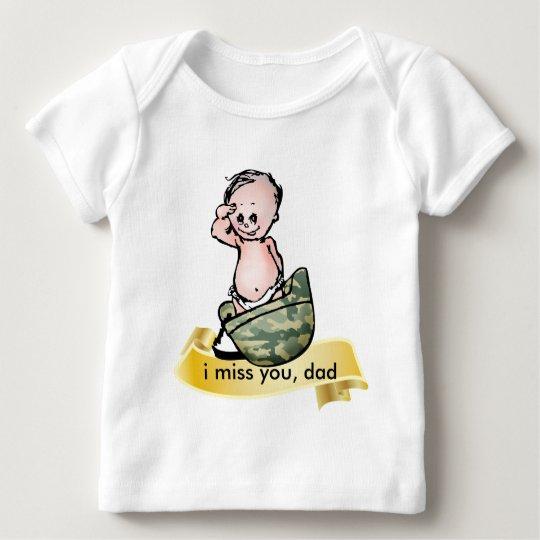 Military baby baby T-Shirt