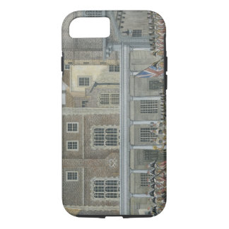 Military Band at St. James' Palace, late 18th cent iPhone 7 Case