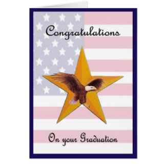 Military Basic Training Graduation Card