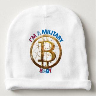 Military Bitcoin Baby Apparel Baby Beanie