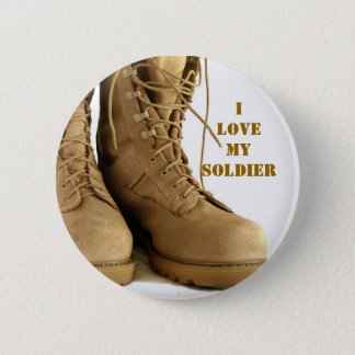 military boots pin
