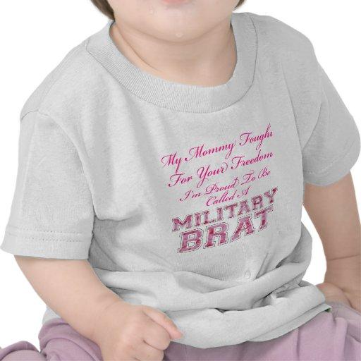 Military Brat Tee Shirt