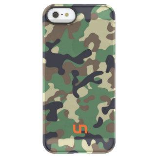 Military Camo Permafrost® iPhone SE/5/5s Case