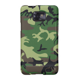 Military Camouflage Galaxy SII Covers