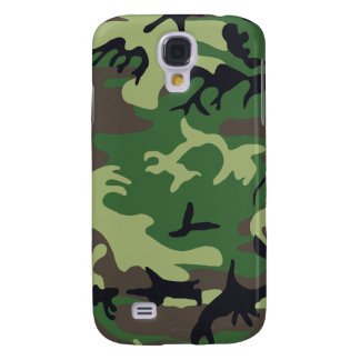 Military Camouflage Samsung Galaxy S4 Covers