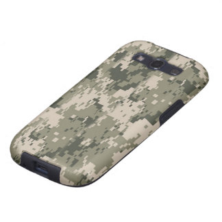 Military Camouflage Galaxy S3 Cover