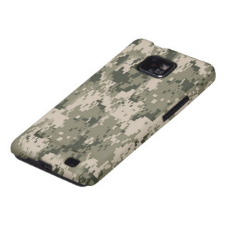Military Camouflage Samsung Galaxy Cover