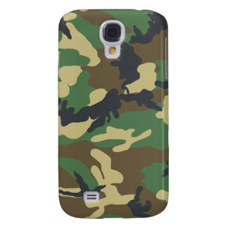 Military Camouflage Samsung Galaxy S4 Cases