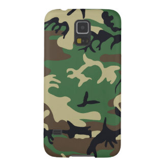 Military Camouflage Case For Galaxy S5