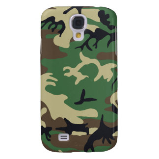 Military Camouflage Samsung Galaxy S4 Cover