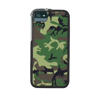 Military Camouflage iPhone 5/5S Covers