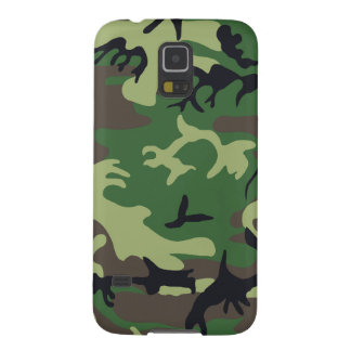 Military Camouflage Galaxy S5 Cases